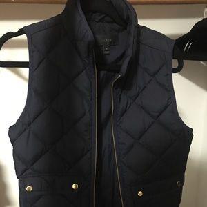 Jackets & Blazers - Jcrew vest